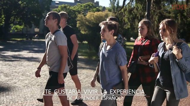 Cursos de Español para Extranjeros de la UIMP