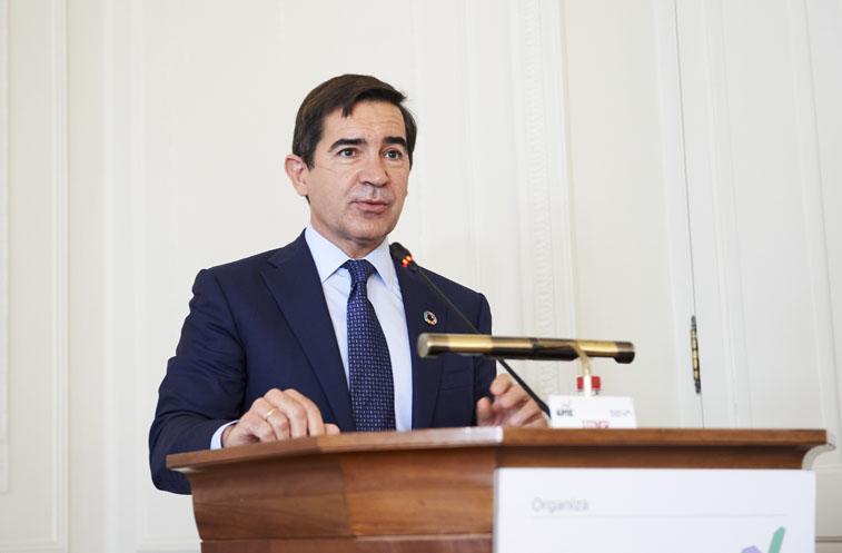 Carlos Torres, presidente del BBVA, emplaza a avanzar en la modernización y transformación de la economía española