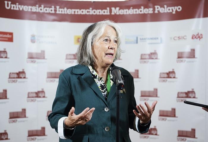 """Gabriela Cañas, presidenta de la agencia Efe: """"El periodismo debe volver a sus esencias para poder coexistir con el mundo digital"""""""