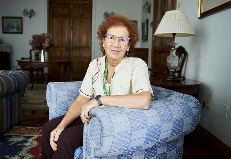 """Margarita del Val recibe la Medalla de Honor a los Valores Sociales de la UIMP: """"Es un reconocimiento a todos los científicos"""""""