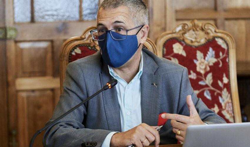 """Hugo Morán, secretario de Estado de Medio Ambiente: """"La transición ecológica no puede ser impuesta de arriba a abajo"""""""